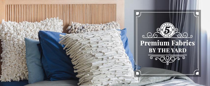 Premium Cut Yardage Fabrics
