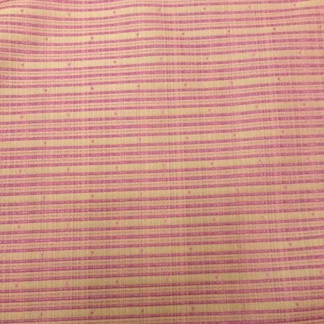 4 Yards Ribbed Textured  Textured  Fabric