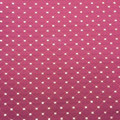 1 Yard Jacquard  Diamond  Fabric