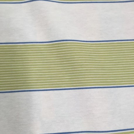 6 1/4 Yards Striped  Textured  Fabric