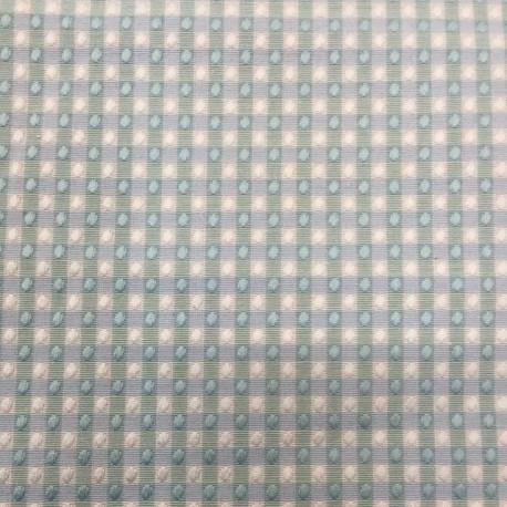3 1/4 Yards Textured  Plaid/Check  Fabric