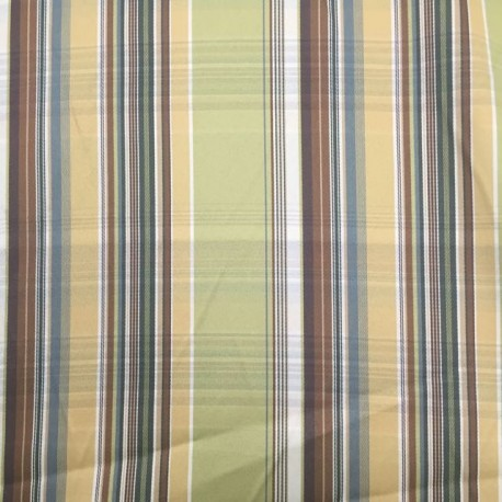 12 1/4 Yards Striped  Textured  Fabric