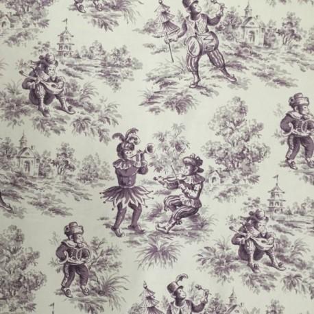 2 Yards Woven  Animal Children  Fabric