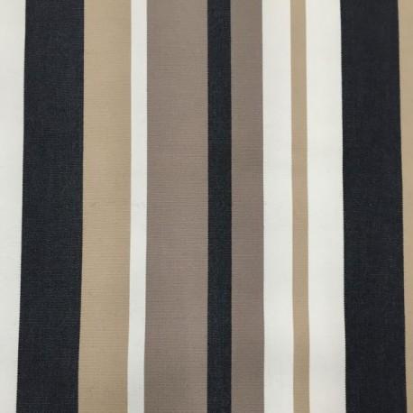 4 1/2 Yards Stripe  Canvas/Twill  Fabric