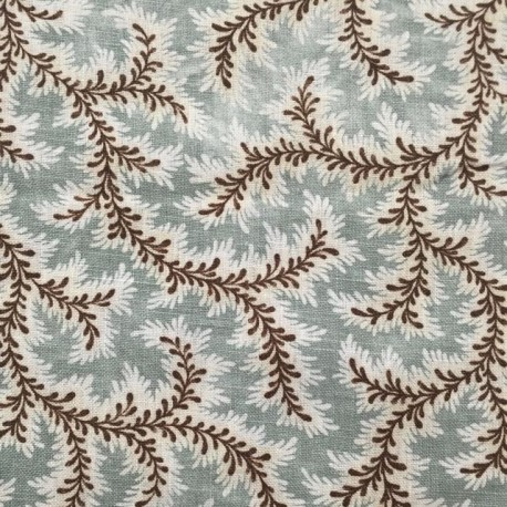 10 1/2 Yards Floral  Print  Fabric