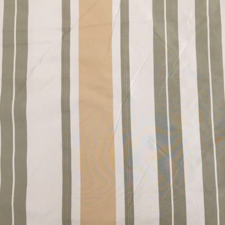 4 1/2 Yards Stripe  Woven  Fabric
