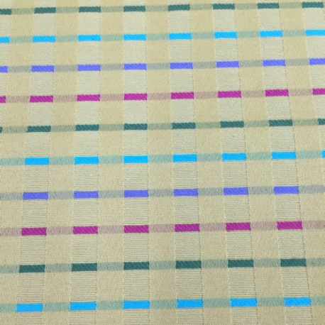 15 Yards Children Plaid/Check  Woven  Fabric