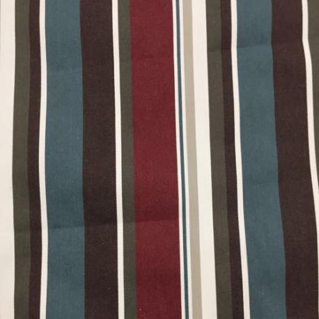 12 1/2 Yards Stripe  Print  Fabric