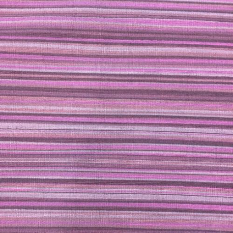 8 Yards Stripe  Woven  Fabric