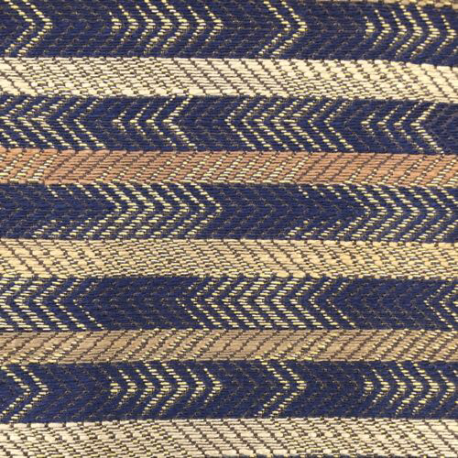 1 1/2 Yards Stripe  Woven  Fabric