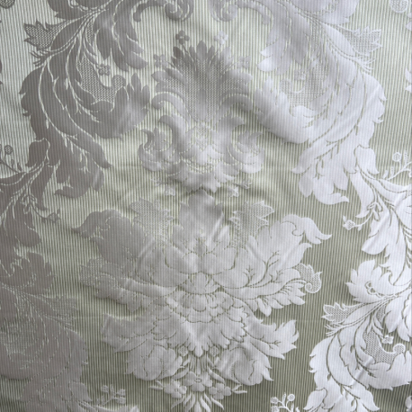 Woven Silk Damask (H)