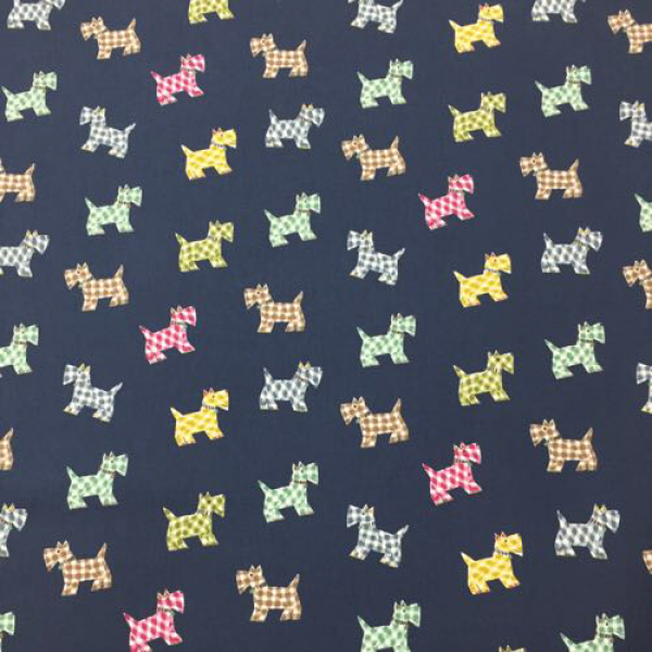 6 yards animal children print fabric for Animal print fabric for kids