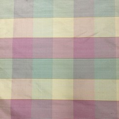 12 Yards Jacquard  Plaid/Check  Fabric