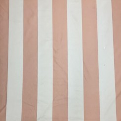 3 1/2 Yards Jacquard  Stripes  Fabric