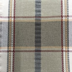 5 Yards Jacquard  Plaid/Check  Fabric