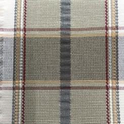 5 Yards Jacquard  Plaid/Check  Fabric