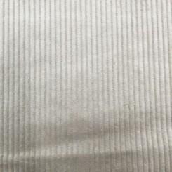 3 Yards Ribbed Velvet  Textured  Fabric