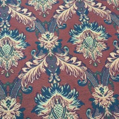 8 3/4 Yards Woven  Abstract  Fabric