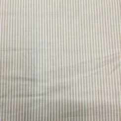 3 Yards Textured  Stripes  Fabric