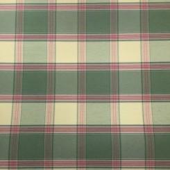 5 1/2 Yards Textured  Plaid/Check  Fabric