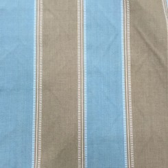 8 1/4 Yards Striped  Textured  Fabric