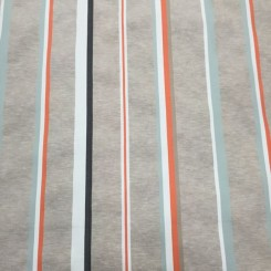 6 Yards Striped  Textured  Fabric