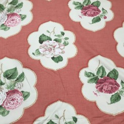 23 1/2 Yards Print  Floral  Fabric