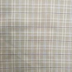 18 1/2 Yards Textured  Plaid/Check  Fabric