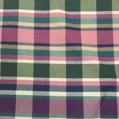 7 3/4 Yards Textured  Plaid/Check  Fabric