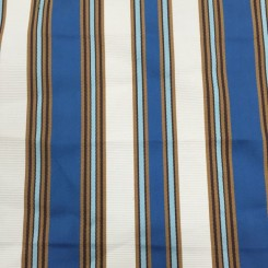 11 1/4 Yards Striped  Textured  Fabric
