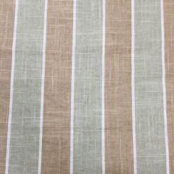 4 3/4 Yards Print  Stripes  Fabric