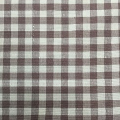 35 Yards Chenille  Plaid/Check  Fabric