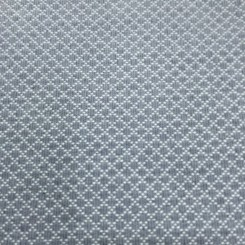 3 Yards Textured  Diamond  Fabric