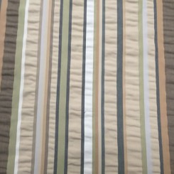 20 1/2 Yards Striped  Textured  Fabric