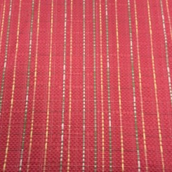 1 3/4 Yards Striped  Textured  Fabric