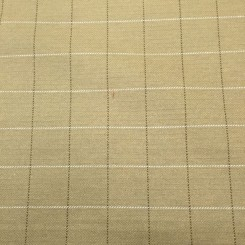 5 Yards Textured  Geometric  Fabric