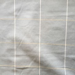 1 3/4 Yards Woven  Plaid/Check  Fabric