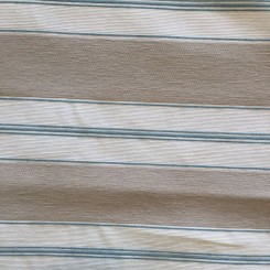 6 Yards Woven  Stripes  Fabric