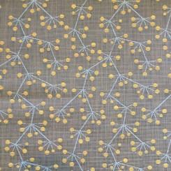 16 1/2 Yards Woven  Geometric  Fabric