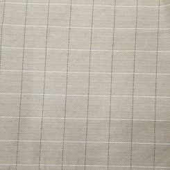 5 3/4 Yards Woven  Herringbone Plaid/Check  Fabric
