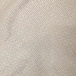 11 1/2 Yards Woven  Geometric  Fabric