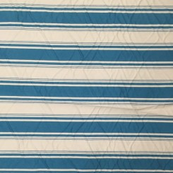 11 Yards Stripe  Woven  Fabric