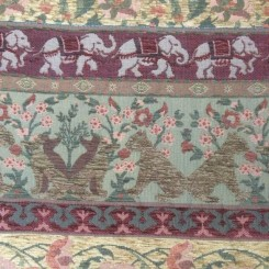 17 Yards Animal Nature  Woven  Fabric
