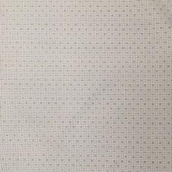 6 1/2 Yards Diamond Polka Dots  Woven  Fabric