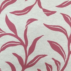 3 3/4 Yards Floral  Woven  Fabric