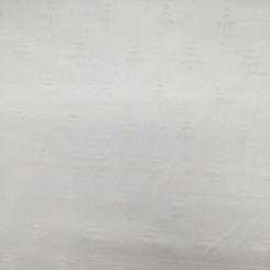 9 1/2 Yards Abstract  Satin  Fabric