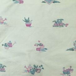 17 1/2 Yards Novelty  Woven  Fabric