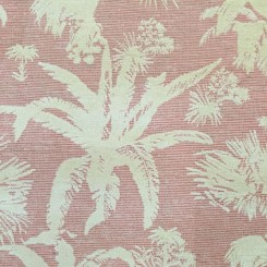 9 Yards Floral  Textured Woven  Fabric