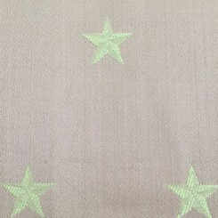 6 Yards Stars  Woven  Fabric