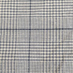 2 1/2 Yards Plaid/Check  Woven  Fabric